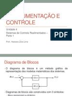 Instrumentação e Controle - Unidade4 - Slides - Parte1