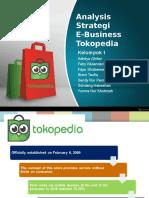 Analysis Strategi E-Business Tokepedia