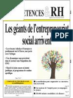 Les Geants de Lentrepreneuriat Social Arrivent