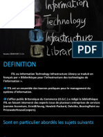 yassine zemih itil-information technology infrastructure library