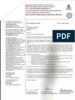 Brochure of DFI