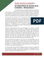 4to Informe Mineria y Medio Ambiente