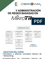Diseño y Administración de Redes