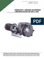 Manual Bomba Gp5152