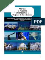 Manual de Analise Empresarial de Projetos de Investimento