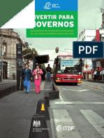 Informe Movilidad