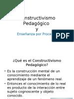 Constructivismo Pedagogico y