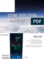 Ozone Depletion and the Clean Air Act of the Philippines