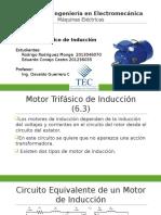 Motor Trifasico de Induccion