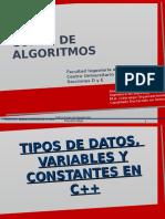 Algoritmos_Unidad2-Tipos de Datos y Mas