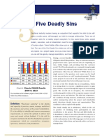 5 Deadly Sins 2014-15