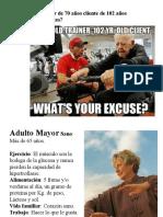 Envejecimiento y Prim Aux