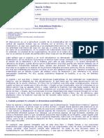 Materialismo Histórico y Teoría Crítica - Materiales _ 17.Octubre