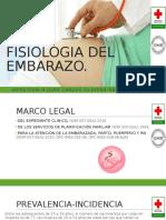 Fisiologia Del Embarazo, Trabajo de Parto, Puerperio