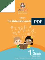 (Estilo) Primer Grado-Talleres La MatemáTica Me Fascina 1ro