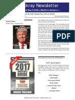 Thackray Newsletter 2016 11 November
