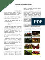 Evolucion de Los Tractores VI