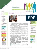 Becas de Formación en Comercio Intrerior 2010