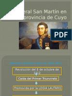 EL General San Martín en La Provincia De