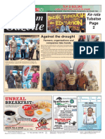 Platinum Gazette 11 November 2016