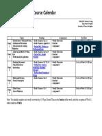Calendar(2) UTA
