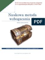 Wattles Wallace - Naukowa Metoda Wzbogacania Się.pdf