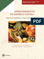 Emprendimiento en America Latina