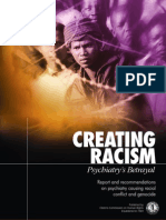 Creating Racism