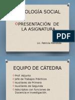 Presentación de La Asignatura