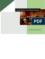 Ejemplo de Una Armonia de Los Estandares de Westminster