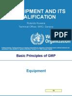 1-5 Equipment Qualification