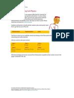 physics webpack