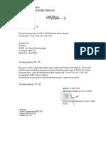 Surat Jalan Forensik 13 Juni