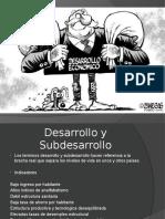 presentacion desarrollo economico