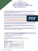 Compro Application Test