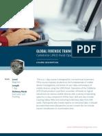 E -Training CourseSyllabus CUFO Rev 06-16 English