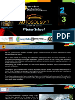 Winter School Brochure_AutoSol Jan 2017