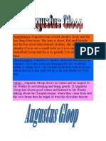 Augustus g