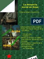 Análisis de El Entierro de La Sardina.
