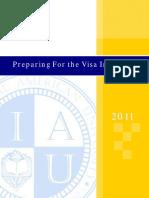 I20-Preparing Visa Interview