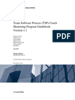 Team Software Process (TSP) Coach Mentoring Program Guidebook Version 1.1