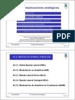 Tema III 2 Modulaciones Lineales Ver0