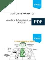 Lab Proy Innov - Sesion 2 Canvas y Ms Project 2010 (1)