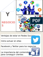Redes Social Esy Marketing