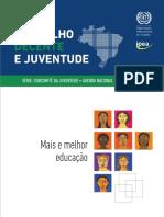 IPEA Educacao Dos Jovens Brasileiros