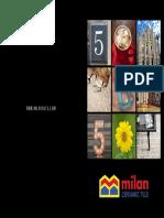 Milan tile 50 x 50