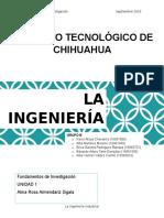La Ingeniería Industrial
