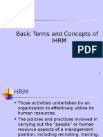 Lecture 5--Basic Terms of IHRM
