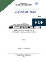 Proinfancia - Anexo i - Especificaçoes - b - r1