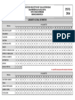 Gabarito Geral Definitivo PSVS 2016